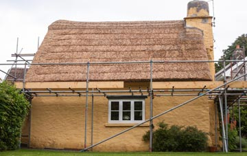 Cairston thatch roofing costs